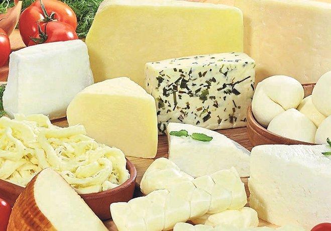 Peynir ve tereyağı fiyatta eti yakaladı