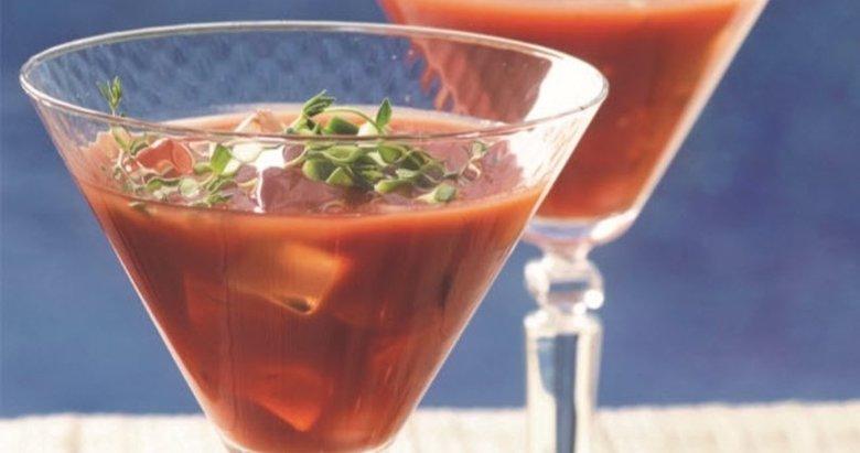 Alışılmışın dışında! Kereviz soslu domates suyu nasıl yapılır? İşte tarifi ve malzemeleri...