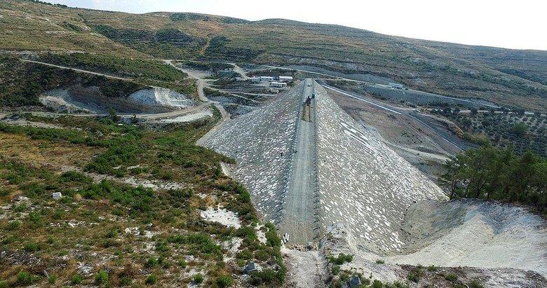 Belenyenice Barajı'nda yıl sonunda su tutulmaya başlanacak! Bölgeye her yıl milyonlarca liralık katkı