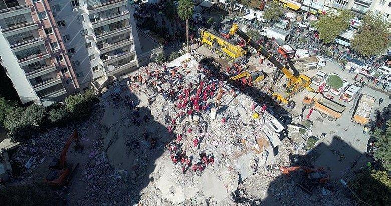 İzmir depreminde 36 kişinin öldüğü binanın mimarı imzayı formalite için atmış
