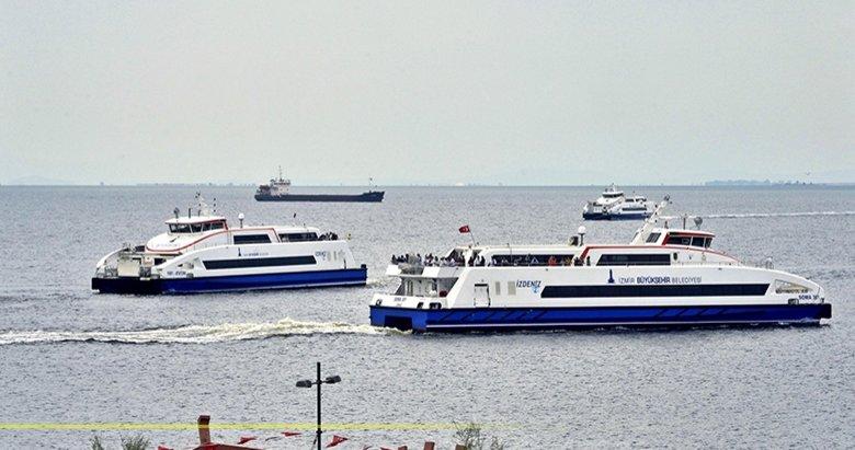 İzmirde toplu ulaşıma sınav ayarı