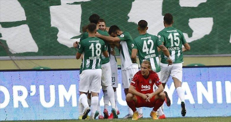 Beşiktaş bu sezon kalesini gole kapatamadı