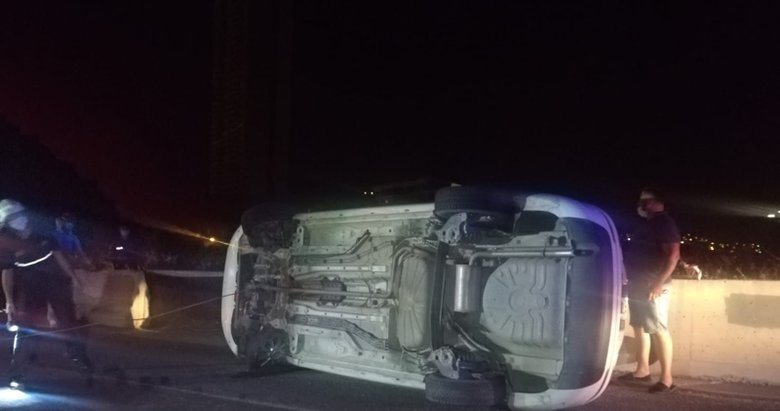 İzmir'de korkunç kaza: 1 polis hayatını kaybetti