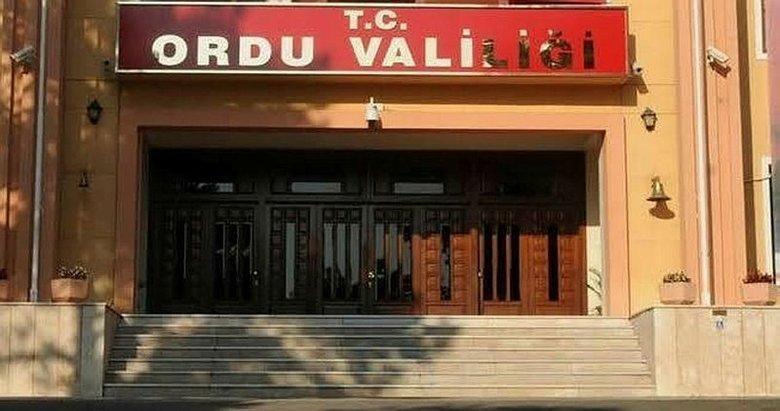 Ordu Valiliğ'inden Ekrem İmamoğlu ve Seyit Torun hakkında suç duyurusu