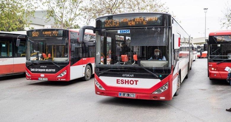 İzmir'de toplu ulaşımda HES Kodu kontrolü başlıyor