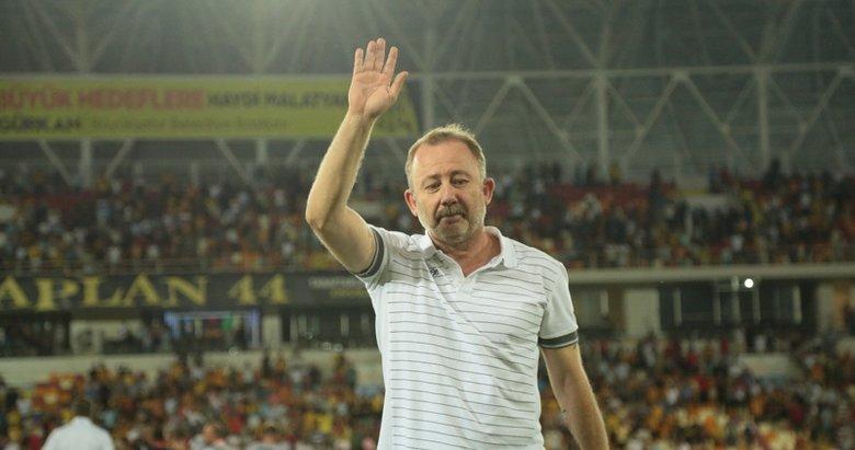 Yeni Malatyaspor Kulübü, teknik direktör Sergen Yalçın ile yollarını ayırdı