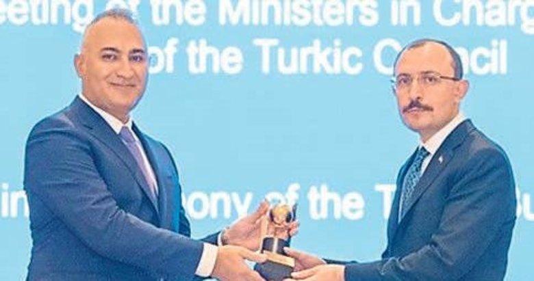 SOCAR, 'Türk Konseyi Yatırım Ödülü'nü aldı