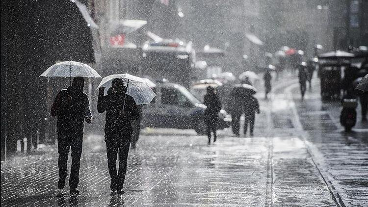 İzmir hava durumu! Meteoroloji'den son dakika kuvvetli yağış uyarısı! İşte 20 Haziran Cumartesi hava durumu...