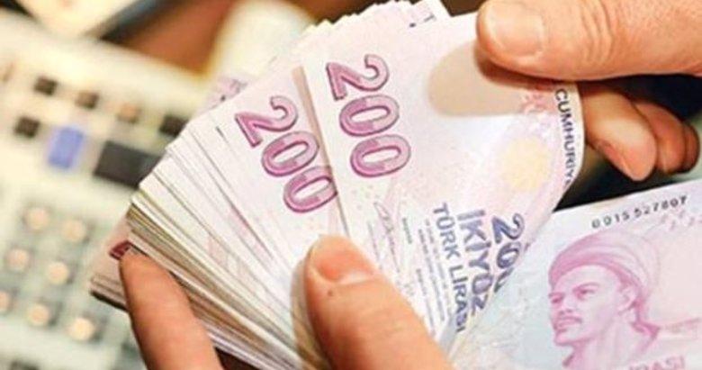 SSK ve Bağ-Kur emeklisinin Ocak zammı ne kadar olacak?