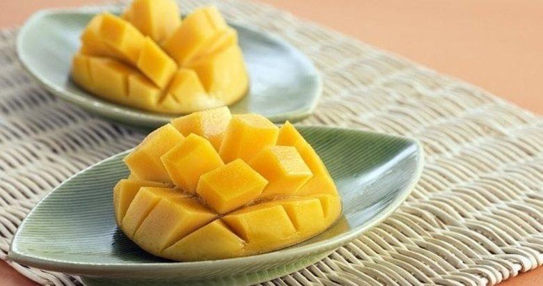 Kansızlığa da iyi gelen mangonun faydaları nelerdir?