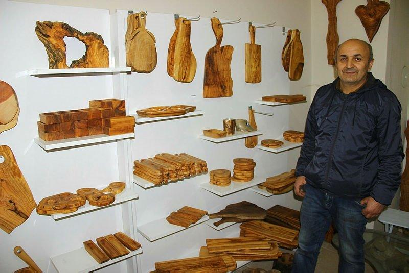 Yakılacak odunların muhteşem dönüşümü