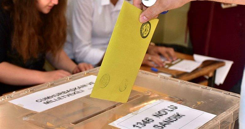 İzmir'de, seçim günü için 10 bin emniyet görevlisi hazır
