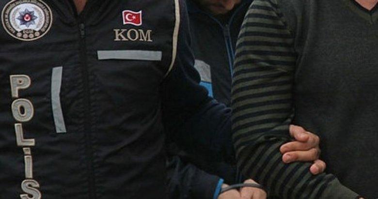 FETÖ'nün askeri mahrem yapılanmasına yönelik operasyonda 3 tutuklama
