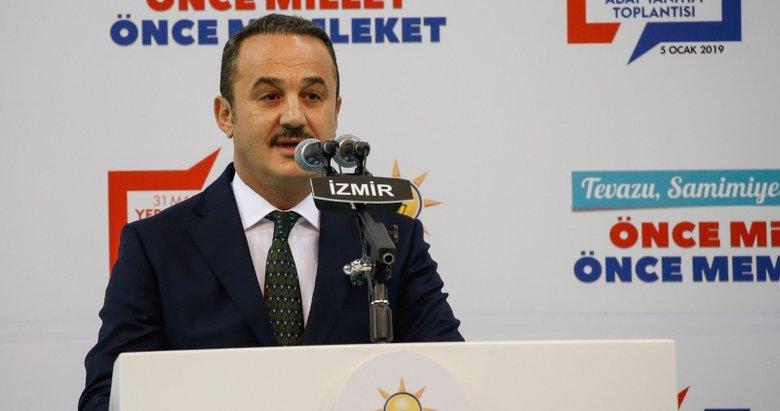 Aydın Şengül: İzmirli artık CHP'ye inanmıyor
