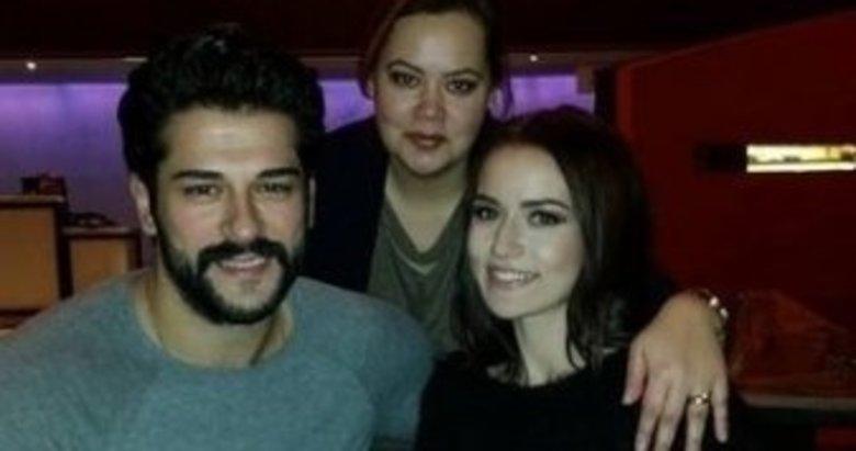 Kuruluş Osman dizisinin yıldızı Burak Özçivit ve baldızının pozları olay oldu! Burak Özçivit...