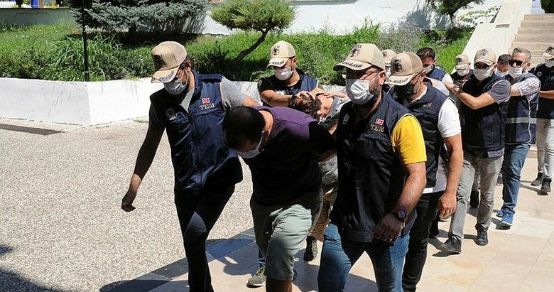 Marmaris'te HDP binasına saldırıda FETÖ parmağı! 4 zanlı daha gözaltında