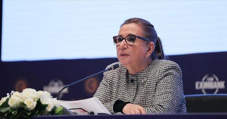 Bakan Pekcan: Eximbank'ın destek verdiği ihracatçı firma sayısı 13 bin 102'ye ulaştı