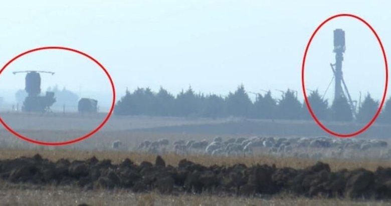 Ankara'da S-400 testi başladı! İlk görüntüler geldi