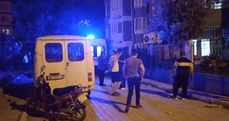 İzmir'de feci son! Hava almak için çıktığı balkonda...