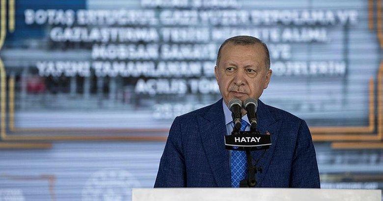 Başkan Erdoğan: Bu tuzaklara düşmeyeceğiz