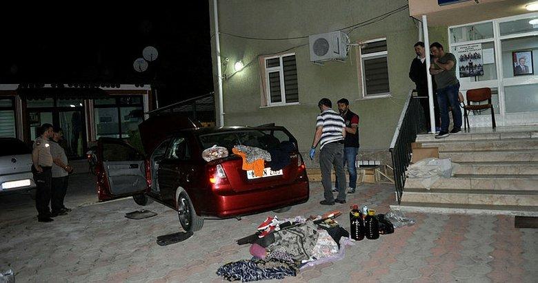 Afyonkarahisar'da 3 kadın 35 bin liralık küpeleri çalıp kaçtı