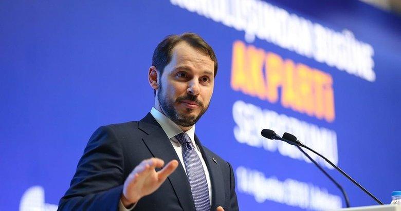 Hazine ve Maliye Bakanı Berat Albayrak'tan 'Azerbaycan' mesajı: Özümüz bir sözümüz birdir