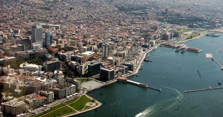 İzmir'de Temmuz ayında konut satışları azaldı
