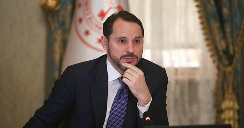 Hazine ve Maliye Bakanı Berat Albayrak'tan Gaziler Günü paylaşımı