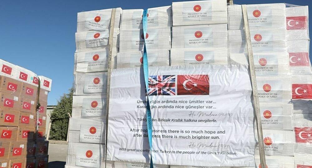 İngiltere'ye yapılan yardımı 'İçimizdeki İngilizler' hazmedemedi
