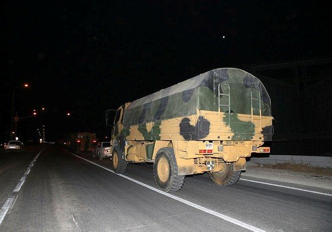 İdlib'e ikinci keşif ekibi