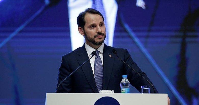 Hazine ve Maliye Bakanı Berat Albayraktan Kurban Bayramı mesajı