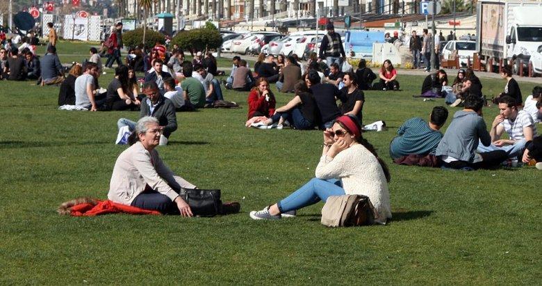 Meteoroloji'den hava durumu açıklaması! Yağışlar gidiyor, sıcak hava geri dönüyor... İzmir'de hava nasıl olacak?