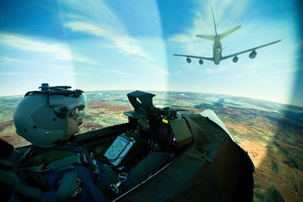 Savaş pilotlarımızın başarı sırrı işte burada gizli! Türk savaş pilotları bakın nasıl eğitiliyorlar?