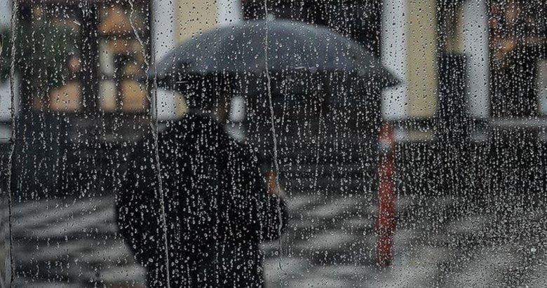 Balıkesir ve Kuzey Ege'ye kuvvetli yağış ve fırtına uyarısı