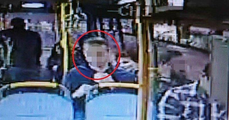Kütahya'da üniversite öğrencisine tacizden aranıyordu, 12 gün sonra durakta yakalandı