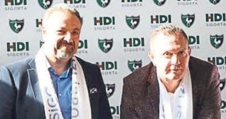 Horoz'a sponsor
