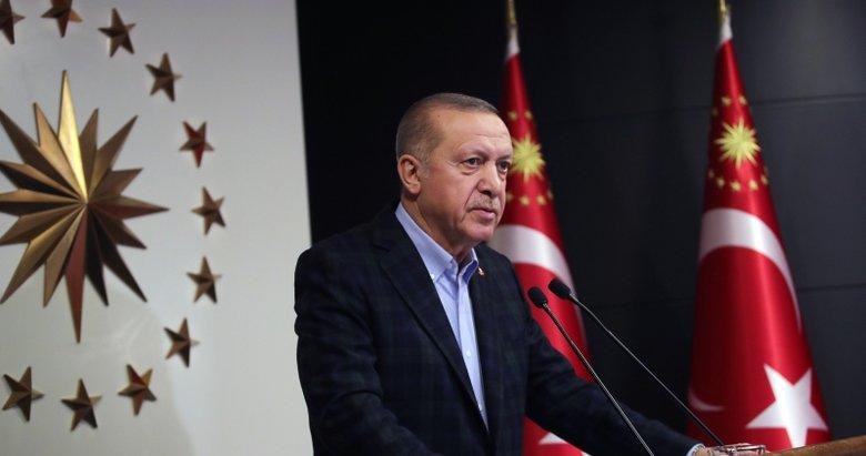 Başkan Erdoğan'dan Aybüke Yalçın mesajı!