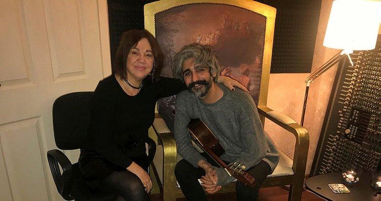 Sorunlarını müzikle aşan Karşıyakalı: Nazan Öncel