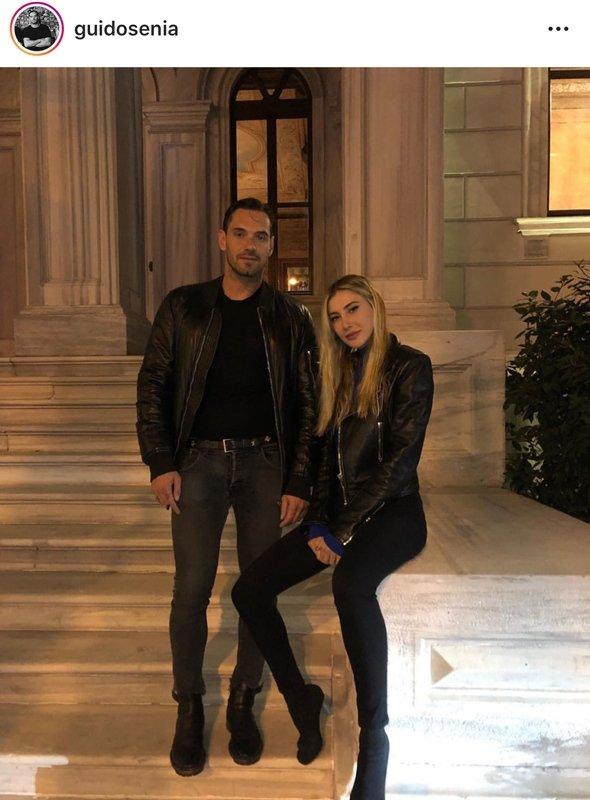 Şeyma Subaşı ve İtalyan sevgilisi Guido Senia koronavirüs nedeniyle karantinaya alındı.