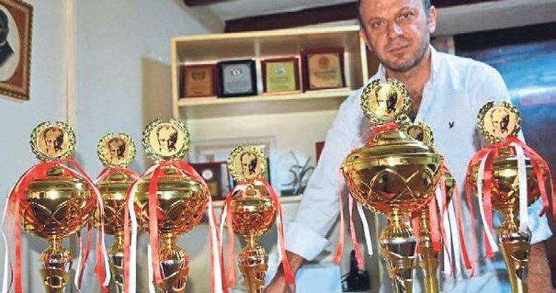 Ayvalık'ta Atatürk Kupası heyecanı