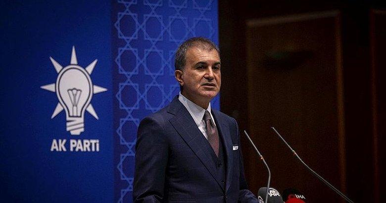 AK Parti Sözcüsü Ömer Çelik'ten Kılıçdaroğlu'na sert tepki: Demokrasi sorunu