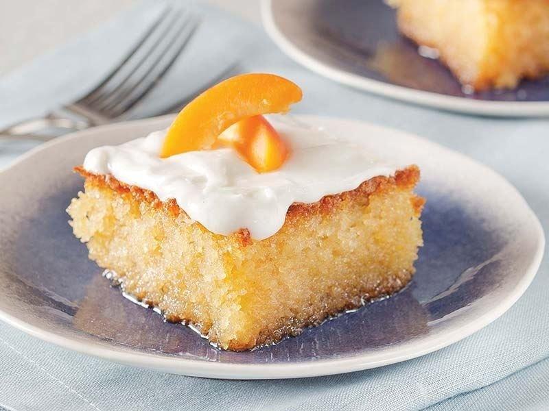 Pratik hazırlanan Kıbrıs tatlısının yapılışı nasıldır?
