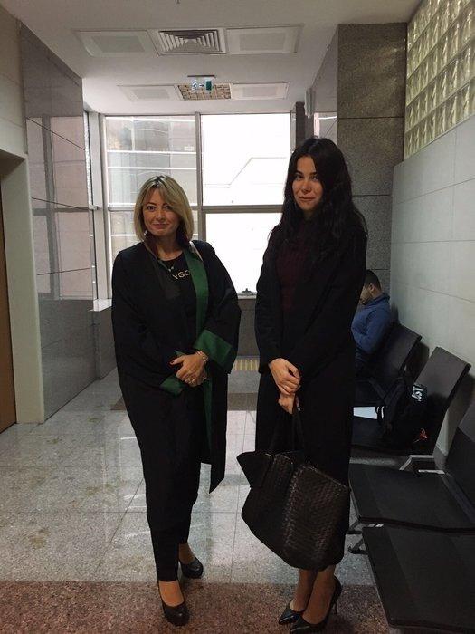 Asena Atalay'dan mahkemede şok sözler!