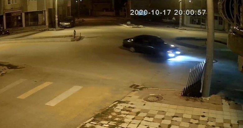 Afyonkarahisar'da drift yapan sürücüye 6 bin 141 lira ceza
