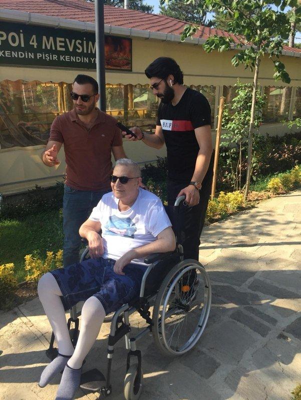 Aylar sonra görüntülendi! İşte Mehmet Ali Erbil'in son hali...