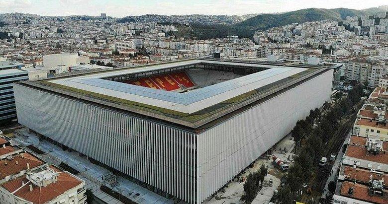 Ziraat Türkiye Kupası Finali İzmir'de oynanacak