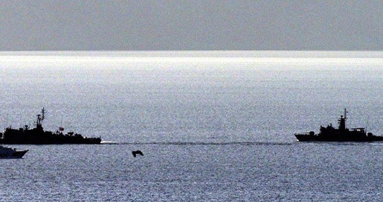 Ege Denizinde korkutan olay!