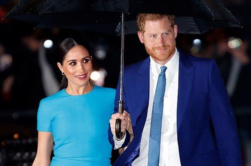 Meghan Markle ve Prens Harry'nın para kazanma yöntemi! Konuşana 1 milyon!