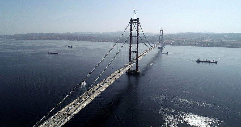 Dev projenin temelini Başkan Erdoğan atmıştı, son kaynağı da yapacak