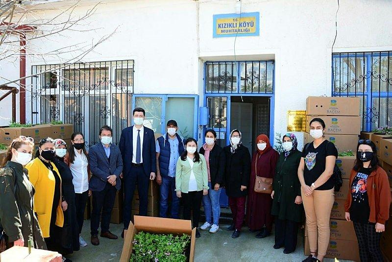 'Balıkesir, Türkiye'nin aromaterapi merkezi olacak'